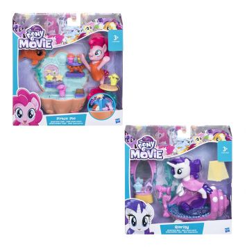 My Little Pony Project Twinkle Scene Packs
