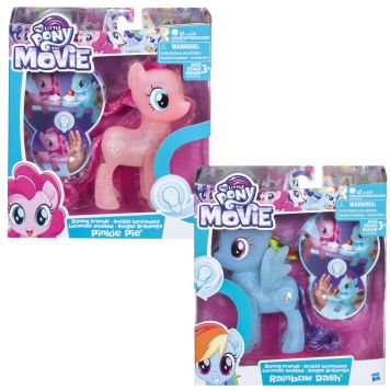 My Little Pony Project Jitterbug Assorti