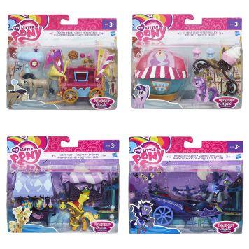 Verzamelfiguur My Little Pony Deluxe Met  Accessoires Assorti