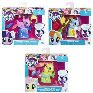 My Little Pony Runway Fashions Assorti
