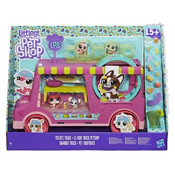 Littlest Pet Shop Food Truck