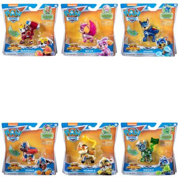 Paw Patrol Mighty Pups Action Pack Assorti