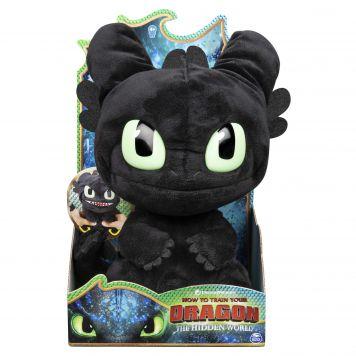 Dragons Sqeeze & Roar Toothless Assorti