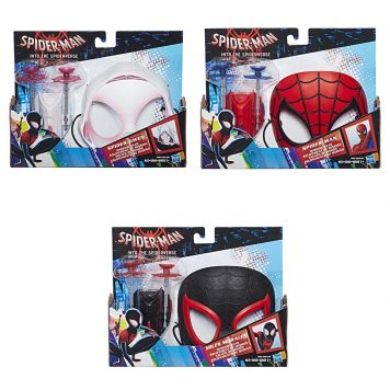 Spiderman Movie Missie Gear Assorti