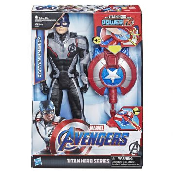 Avengers Titan Hero Power FX Captain America