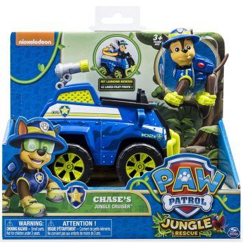 Paw Patrol Chase's Jungle Cruiser