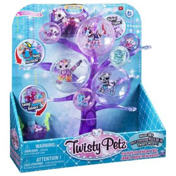 Twisty Petz Jewelry Tree