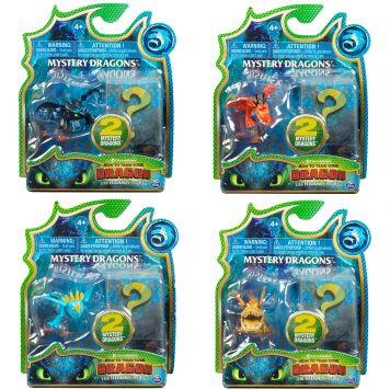 Mystery Dragons 2 Pack Assorti