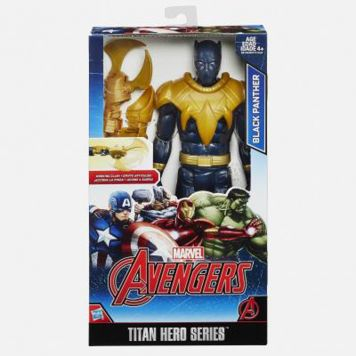 Avengers 30 Cm Hero & Uitrusting Assorti