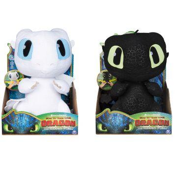 Dragon Squeeze & Growl Assorti