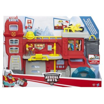 Playskool Transformers Rescue Bot Headquarters