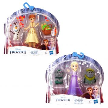 Frozen 2 Mini Pop Met Vriend