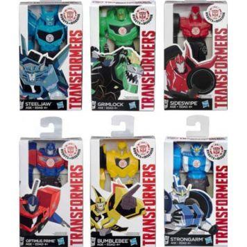 Transformers Titan Guardian W1 15 Assorti