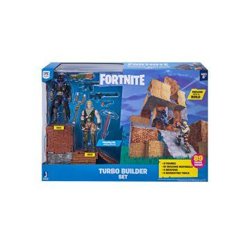 Fortnite Turbo Builderset Met 2 Figuren Serie 1
