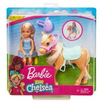 Barbie Club Chelsea Pop & Pony