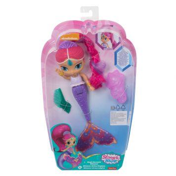 Shimmer En Shine Color Splash Genie Mermaid Assorti