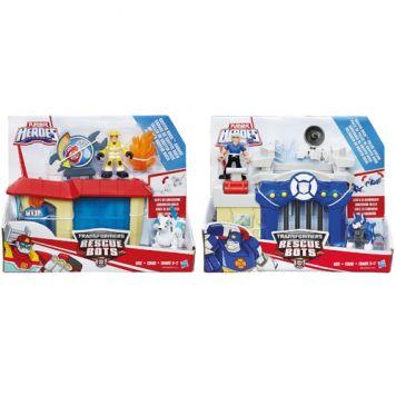 Playskool Transformers Reddings Avontuur