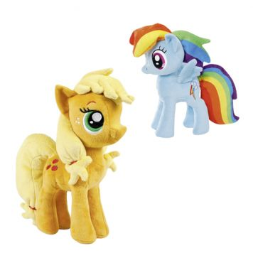 Pluche My Little Pony 25cm Assorti