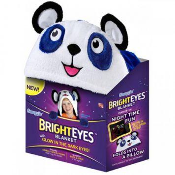 Bright Eyes Blanket Precious Panda