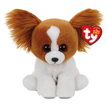 Ty Beanie Bruine Hond 15 Cm