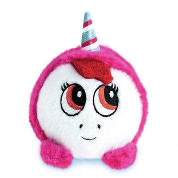 K3 Pluche Squeezy Unicorn 10Cm