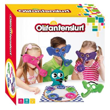 Spel Olifantenslurf