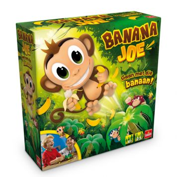 Spel Banana Joe