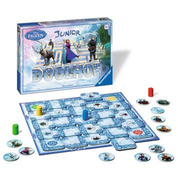 Spel Frozen Doolhof Junior