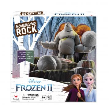 Frozen 2 Earth Giant Rumble Game