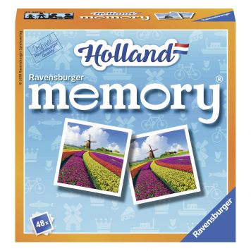 Spel Memory Mini Holland