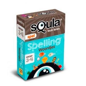 Kaartspel Squla Spelling