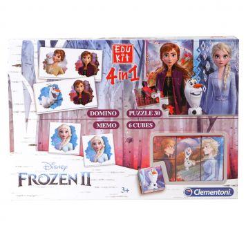 Spel Edukit 4-In-1 Frozen 2