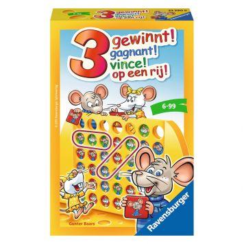 Spel 3 Op Een Rij! Pocket