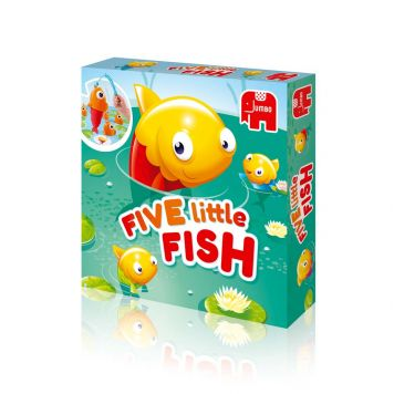 Spel Five Little Fish