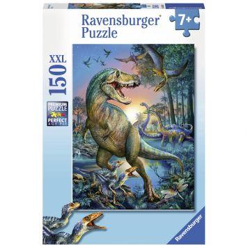 Puzzel Reus Uit De Oertijd Dino 150 XXL