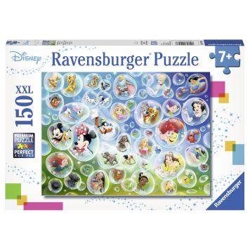 Puzzel Disney Bellenblaas-Plezier 150 XXL