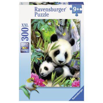 Puzzel Lieve Panda 300 Stukjes