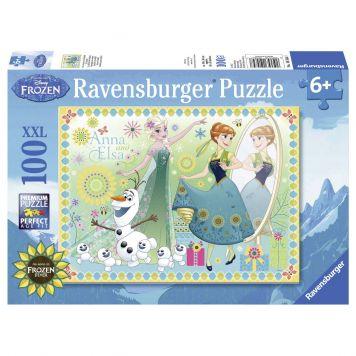 Puzzel Frozen Fever 100 XXL