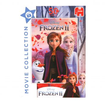 Puzzel Cinema Disney Frozen 2