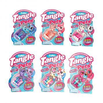 Tangle Pets Junior 6 Assorti