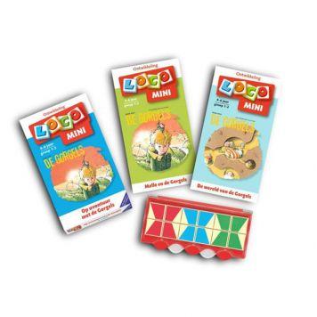 Mini Loco Pakket Gorgels Basisdoos + 2 Boekjes