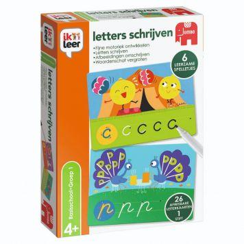 Ik Leer Letters Schrijven
