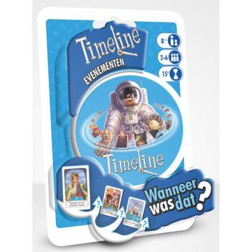 Spel Timeline Evenementen Blister