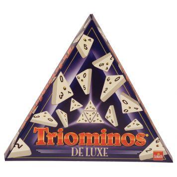 Spel Triominos Deluxe