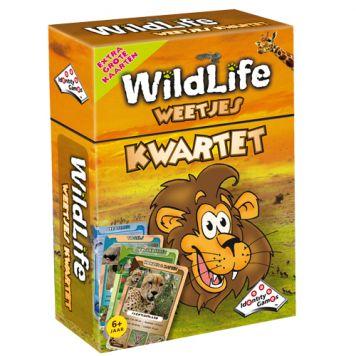 Spel Weetjes Kwartet Wildlife