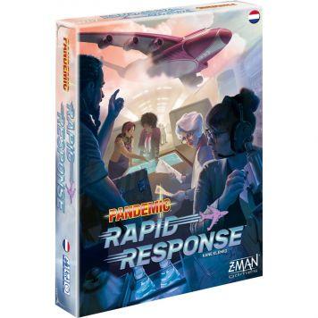 Spel Pandemic Rapid Response