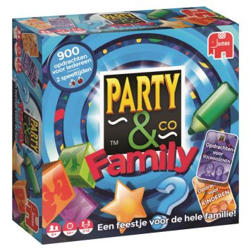 Spel Party & Co Family
