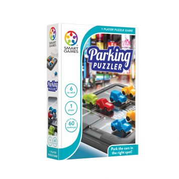 Spel Smartgames Parking Puzzler