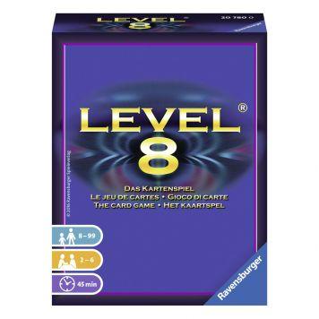 Spel Level 8 Kaartspel