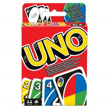 Kaartspel Uno